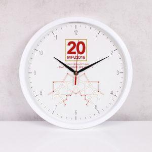 ของพรีเมี่ยมนาฬิกาแขวนผนังขนาด 12.5นิ้ว